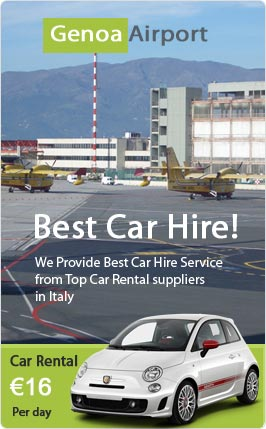 Genoa Airport Car Rental